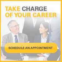 Take charge of your career schedule an appointment