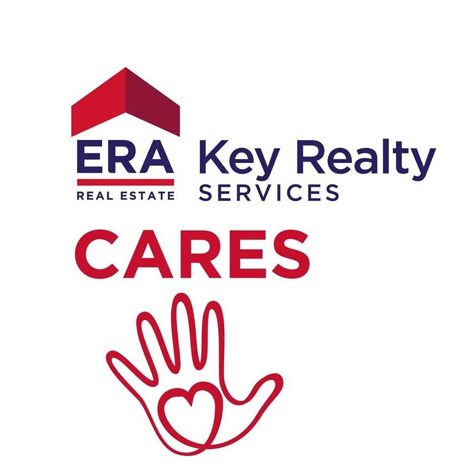 ERA Key Realty Services Cares logo