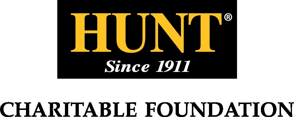 HUNT Charitable Foundation logo