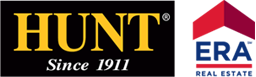 HUNT Real Estate Logo